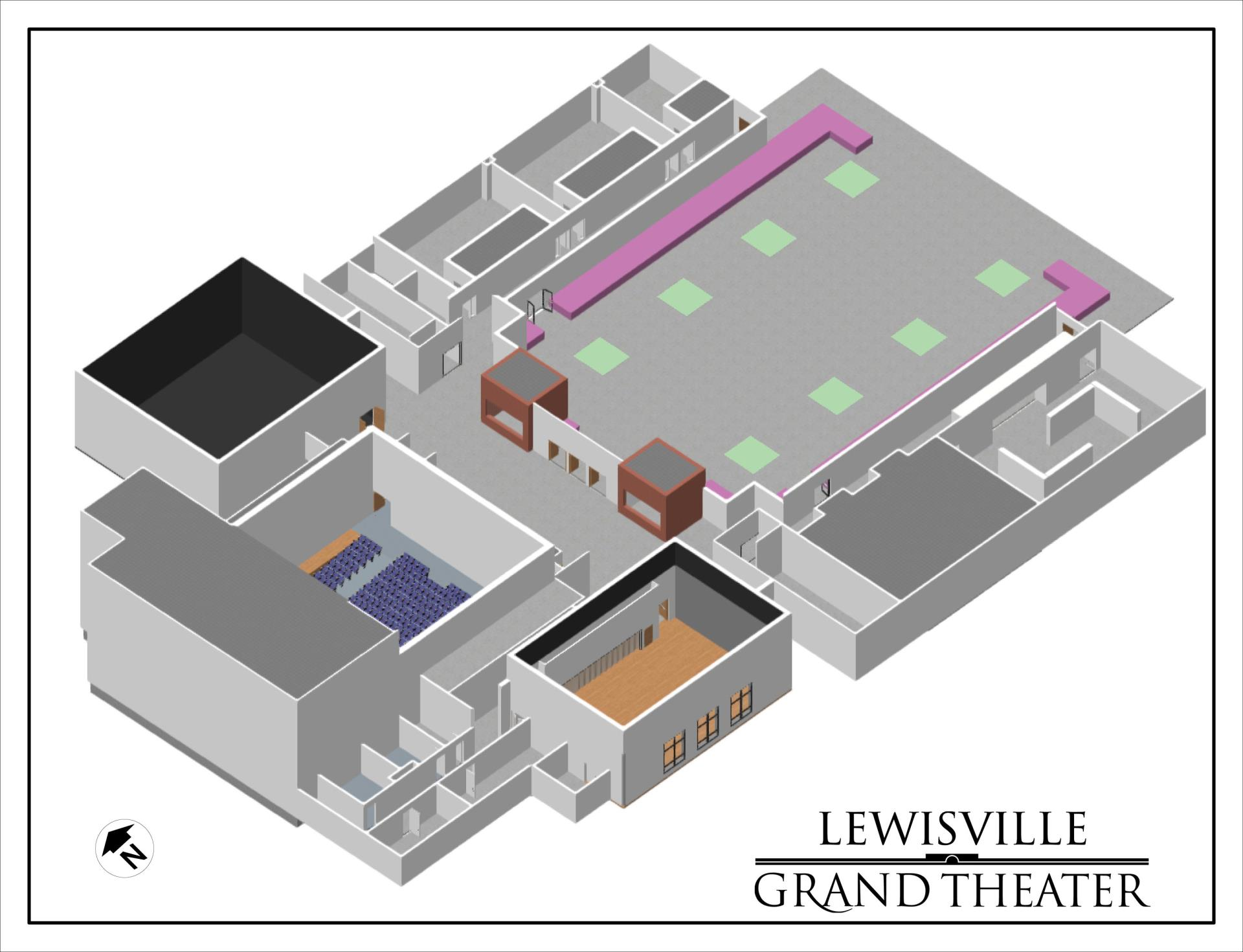 Facility Rental Medical City Lewisville Grand Theater